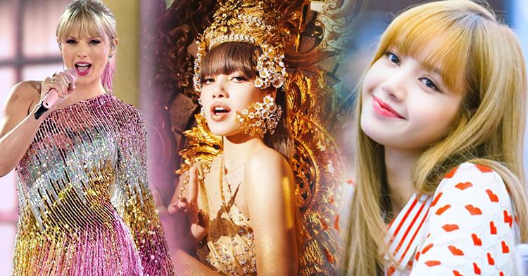 ចេញបទថ្មី ២៤ ម៉ោងដំបូង Lisa កូនពៅ Blackpink ផ្តួល Taylor Swift ឡើងរាប
